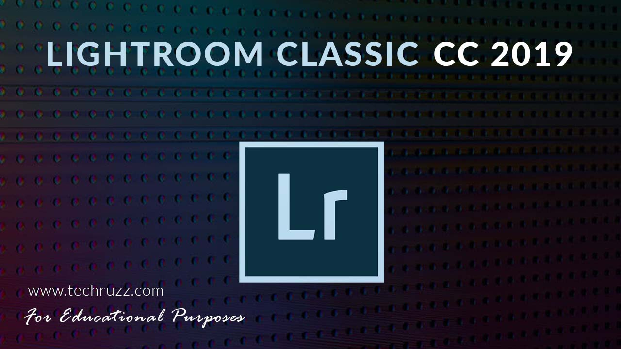 torrent adobe photoshop lightroom classic cc