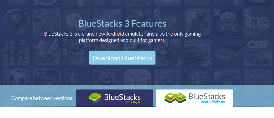 How To Download Install Bluestacks 3 On Windows 10 8 1 8 7 Pc