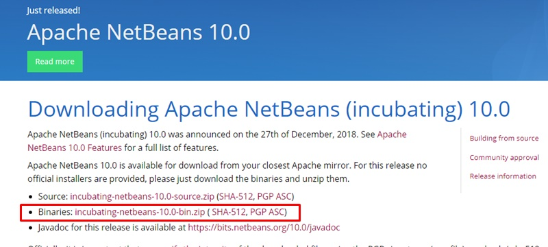 How To Install NetBeans 10 On Windows