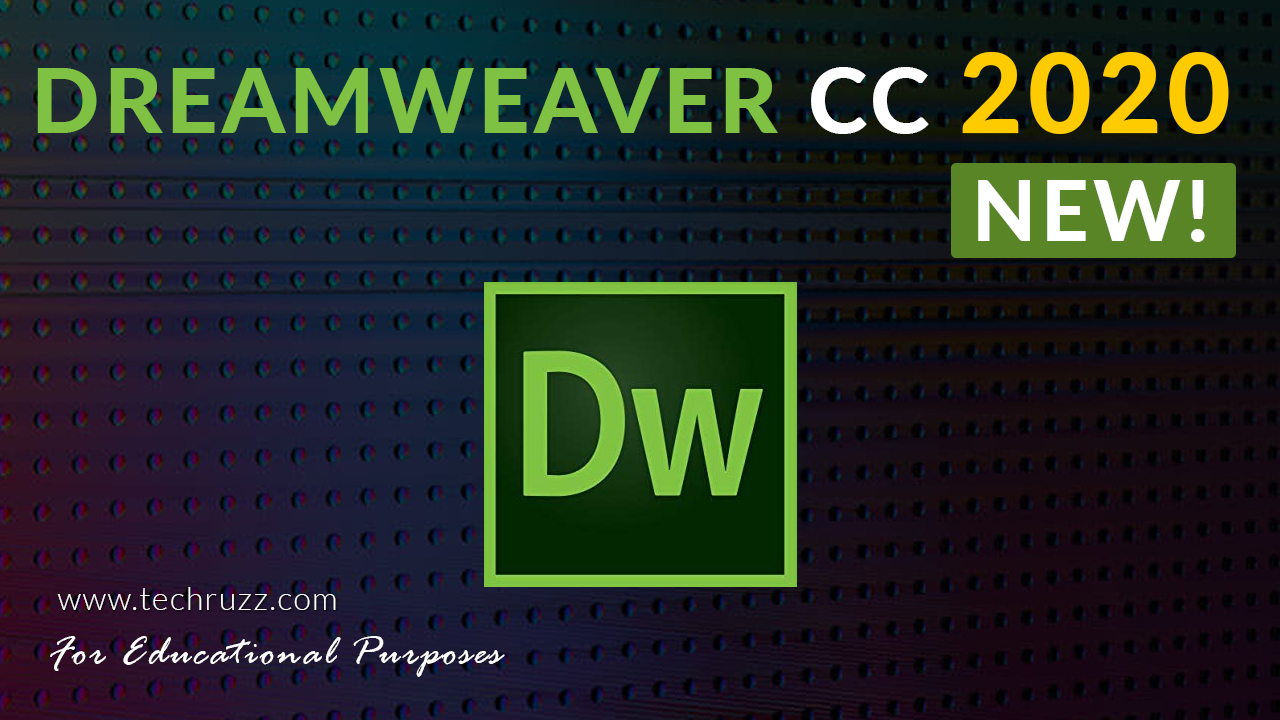 How To Download And Install Adobe Dreamweaver Cc 2020 For