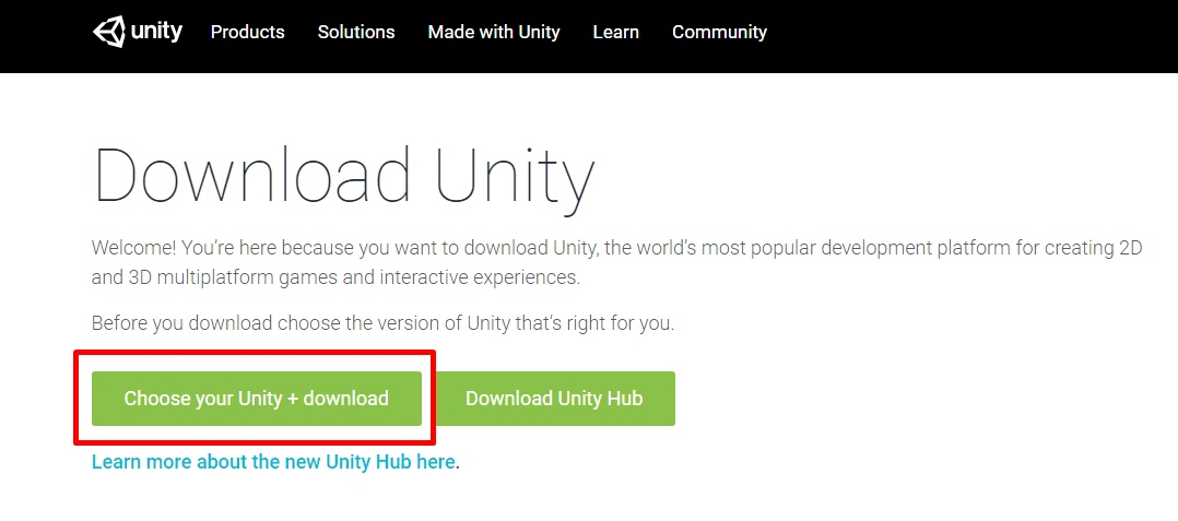 How To Download And Install Unity 3D 2018 2 On Windows 10