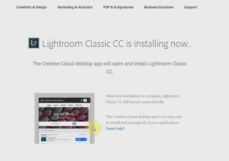 How to Download and Install Adobe Lightroom Classic CC 2019 for FREE