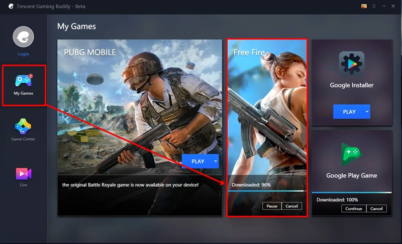 How to Download and Install Free Fire Game on PC or Laptop