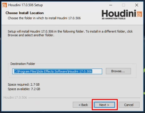 How to Download and Install Houdini 17 on Windows 10