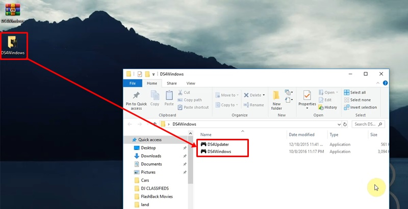 How to connect and use a PS4 controller on Windows 10 PC / Laptop