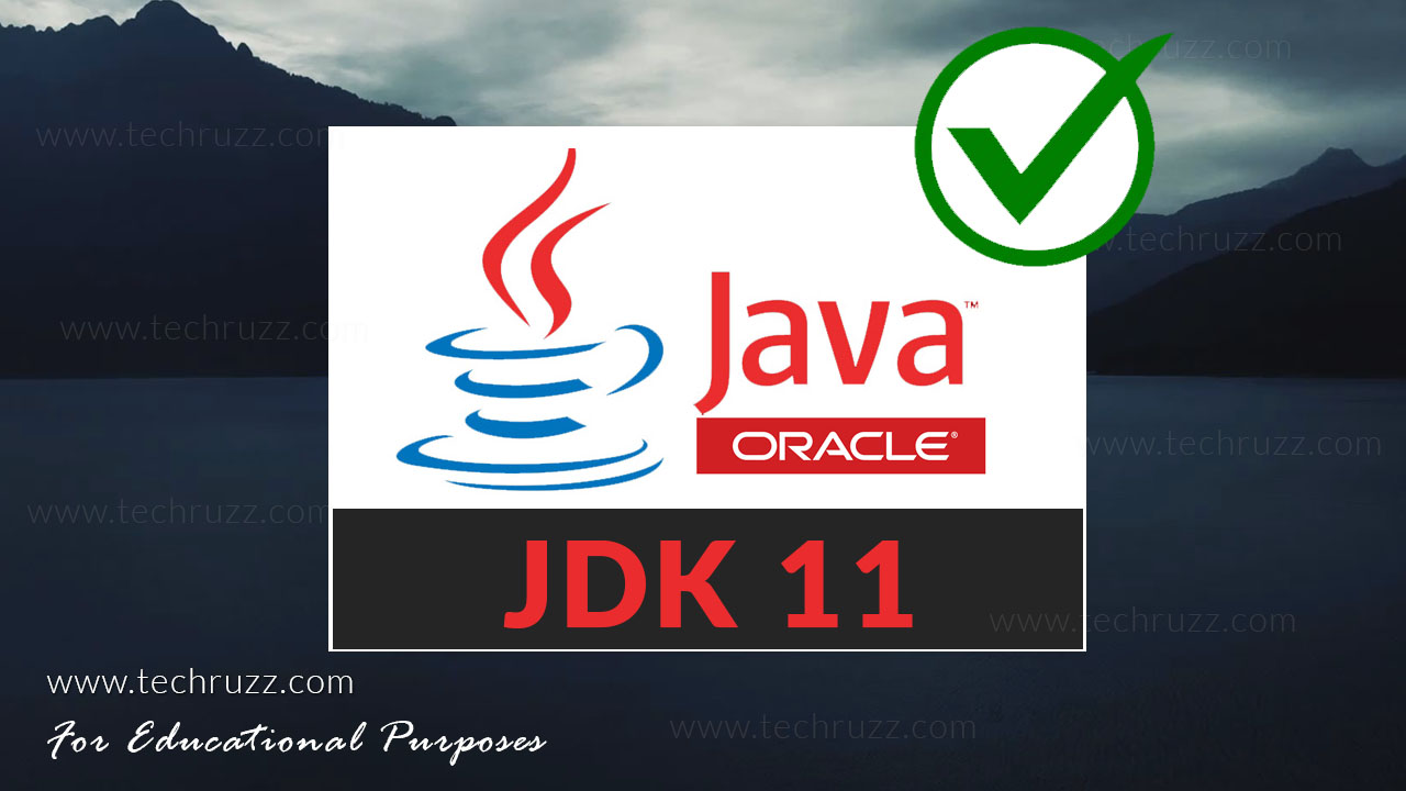 How to Download and Install Java JDK 11 On Windows 10/8/7